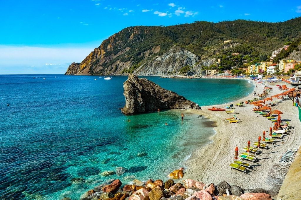 popular beaches for holidays in Europe